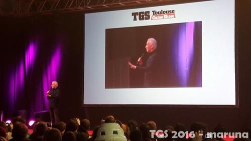 Toulouse game show 2016 | Conférences et petite visite !