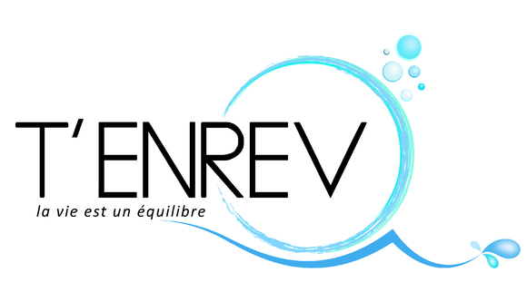 """Création Logo """"T'enrev"""""""