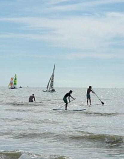 La mer en acrostiche par Maxime et par Quentin