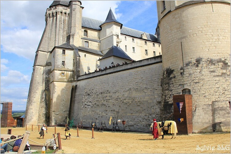 château de Saumur - Animations