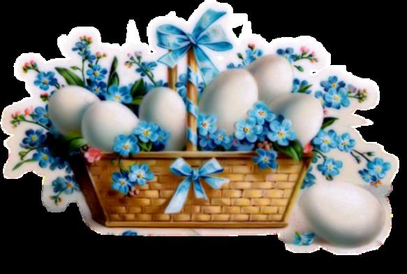 Tubes de Pâques pour vous mes copinettes