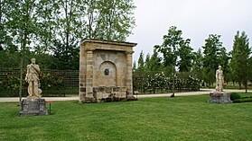 Henri IV et Crillon