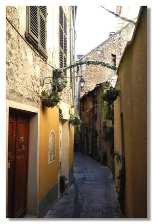 Saorge, presque l'Italie