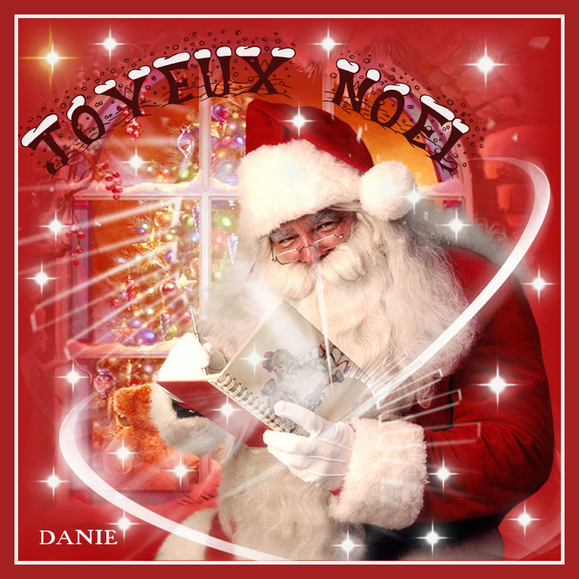 Joyeux Noël tuto PS d'Elise ..