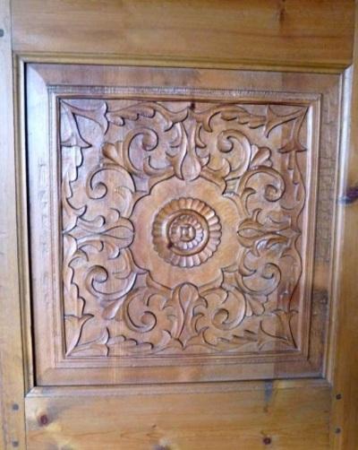L'armoire aux huit clés ....
