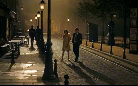 Minuit à Paris Marion Cotillard - Owen Wilson
