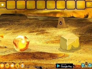Jouer à Golden desert escape
