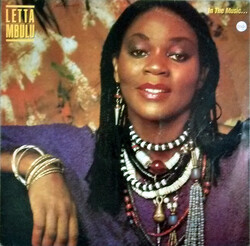 Letta Mbulu - In The Music The Village Never Ends - Complete LP