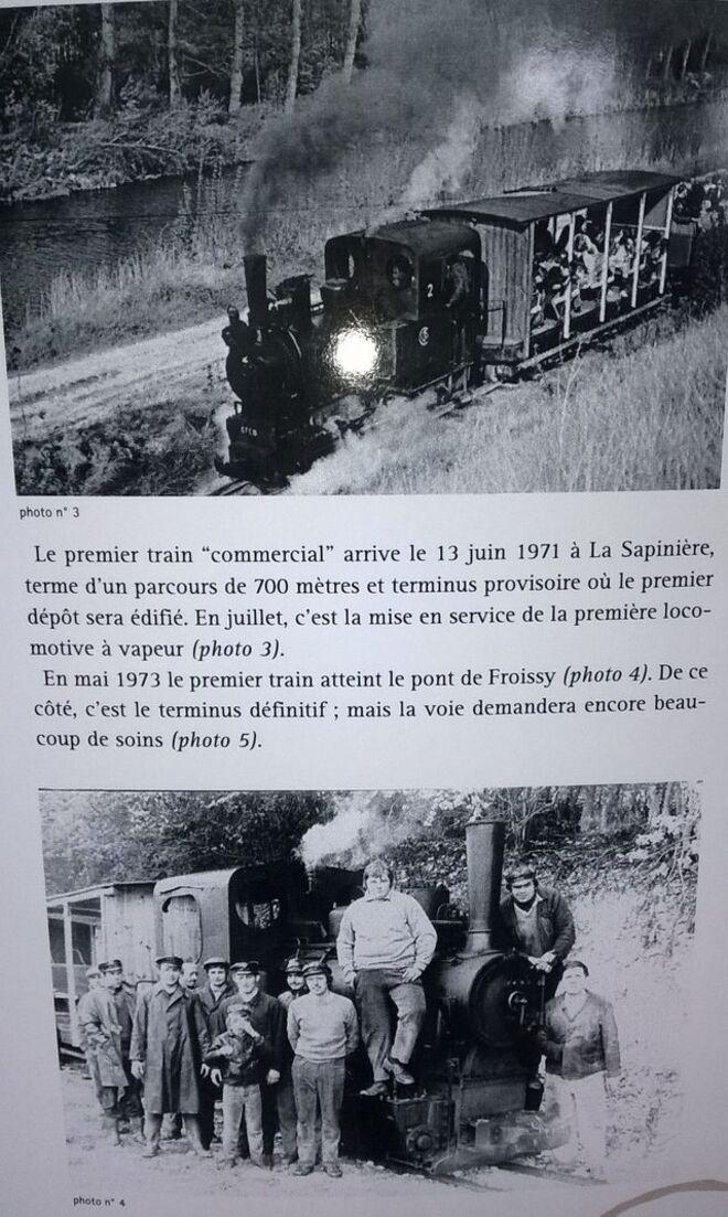 Suite du musée du p'tit train en Somme.