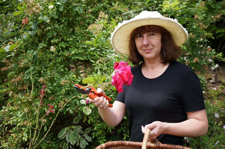 Cueille des fleurs id e d 39 image de fleur for Jardin wiktionnaire