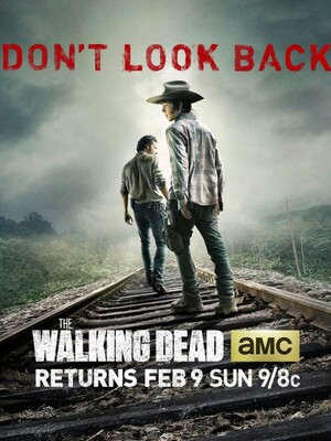 The walking dead Saison 4