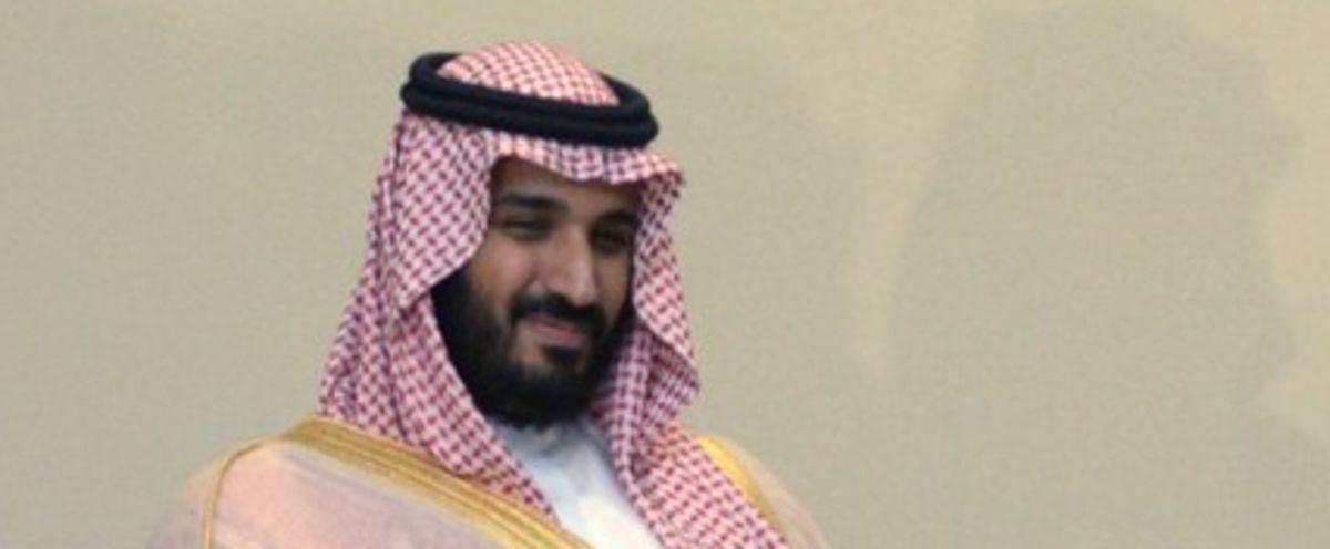 Mohammed ben Salmane, prince héritier saoudien