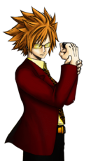 Render Fairy tail