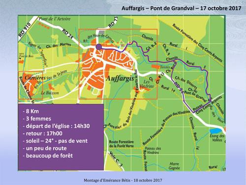 Entre buttes d'Auffargis et ru des Vaux de Cernay