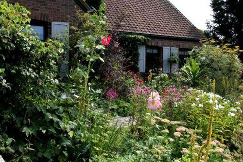Jardin et loisirs : le jardin de Claudine et Michel