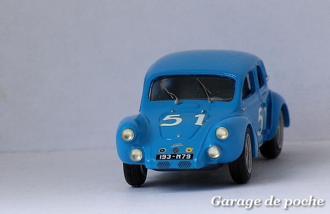 Renault 4CV Bizeray