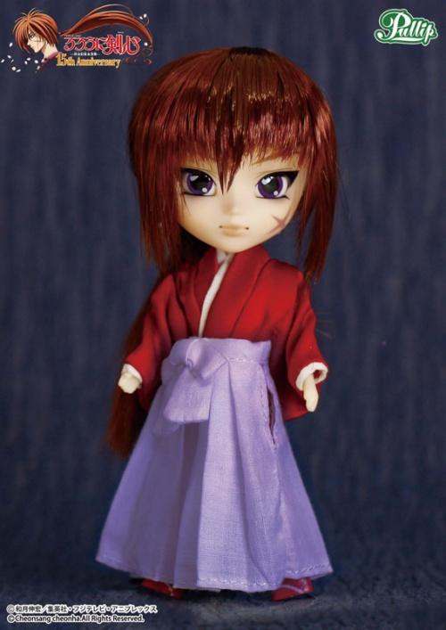Décembre : Little Himura Kenshin