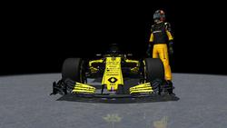 Renault Sport Formula 1 Team - R.S.18 / Carlos Sainz
