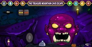 Jouer à The treasure mountain cave escape