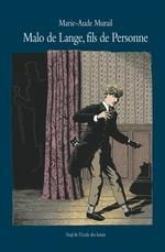 Mado De Lange, Tome 2 : Fils de Personne, Marie-Aude Murail