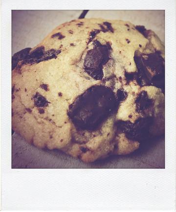 Crème glacée Vegan cookie dough à la vanille et caramel