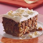 Carrot cake...ma recette