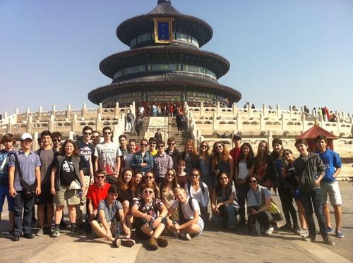 1er jour à Beijing