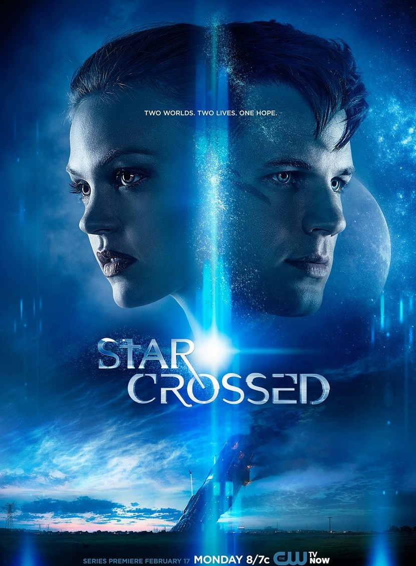 1ere impression • Star-crossed - ep1 (série US)