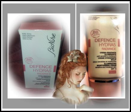 Defense Hydra 5 Radiance BB Cream BioNike