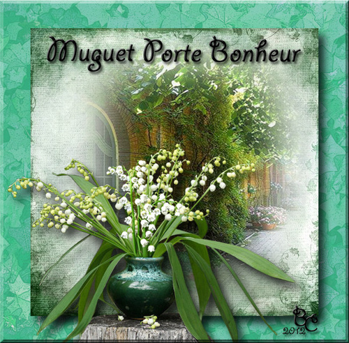 Muguet Porte Bonheur