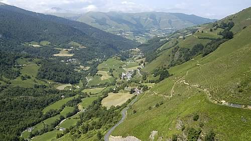 Les portes du Pays Basque