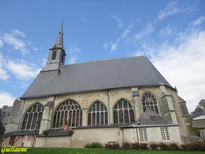 Eglise St André ,Chateau-Renault-37110