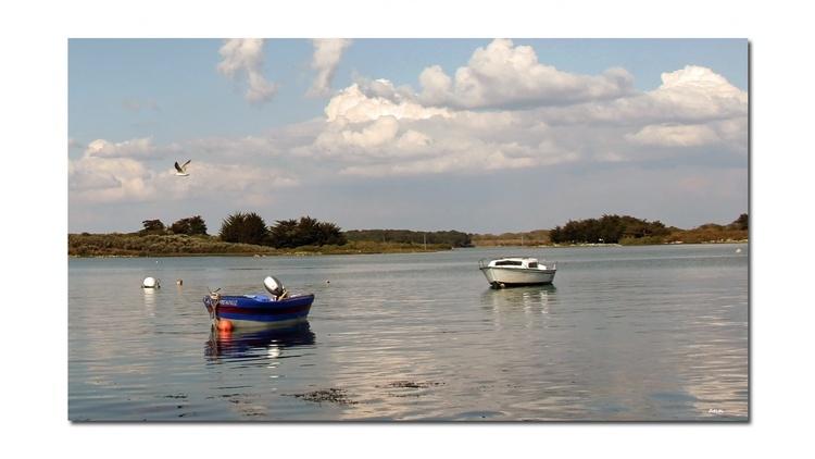 Ballade dans le golfe du Morbihan (suite)