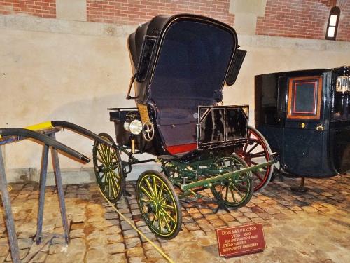 Le Musée des Equipages de Vaux le Vicomte...