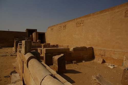 Patrimoine mondial de l'Unesco : Memphis et sa nécroplole - Egypte - 1ere partie
