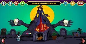 Jouer à Zombies lover escape