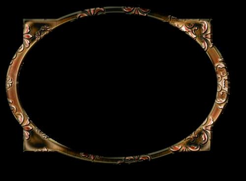 Cadres Ovales Série 7