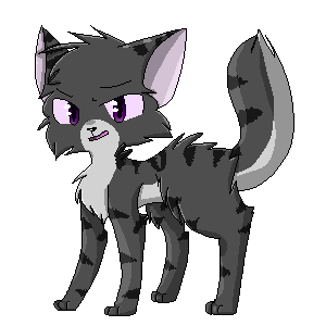 Warrior Cats Pixel Art (3)