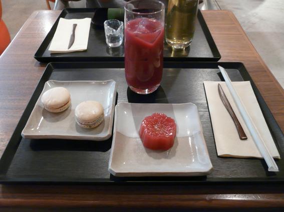 Toraya [Salon de thé]