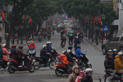 Hanoi....l'Asie, c'est parti !