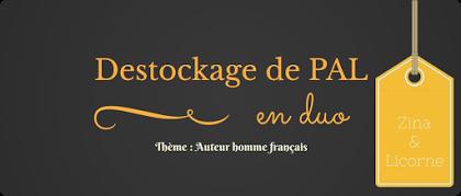 """Challenge """"Destockage de PAL en duo"""" organisé par Zina et Licorne"""