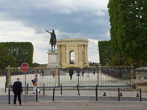 Promenade dans Montpellier (photos)