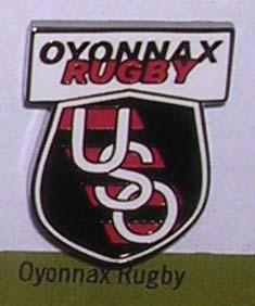 Pin's US Oyonnax (26)