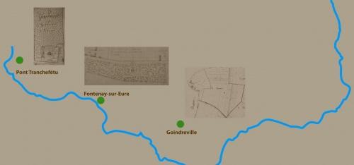 Trois garennes de la boucle de l'Eure
