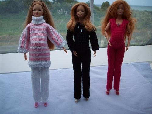 Vêtements de maternité pour Barbie