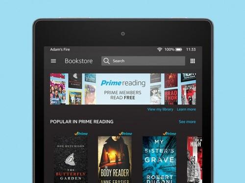 Prime Reading, un service d'eBooks à volonté