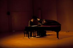 Concert au piano - Christian Girard
