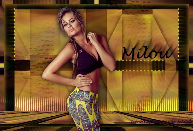 Tutorial Cre@nnie ~ Milou