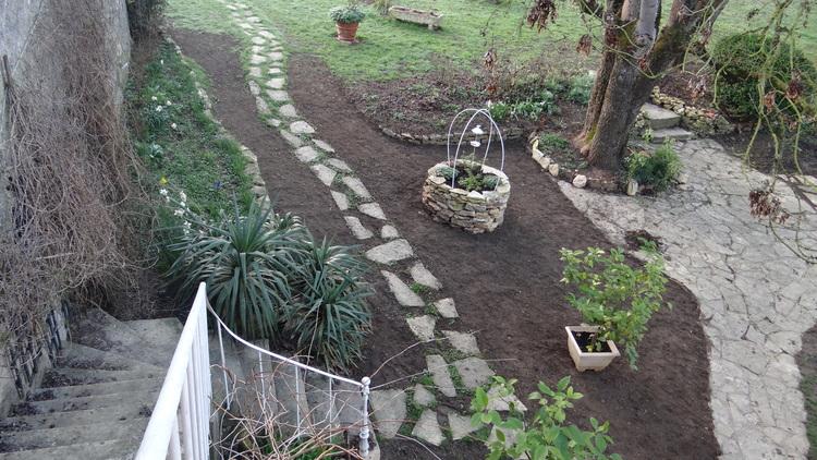 Un peu de Changement dans le Jardin