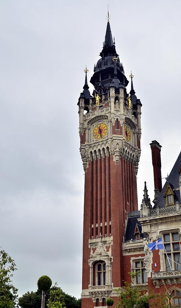 Beffroi de Calais (62)